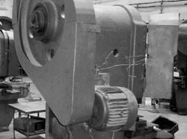 Пресс кривошипный простого действия К116Г