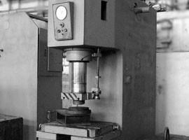 Пресс гидравлический одностоечный П6330